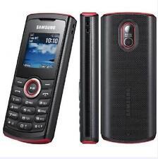 Original Unlocked Samsung E2121 with single-SIM 2G GSM 900 / 1800