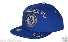 Chelsea FC Snapback Adjustable Hat Kids Toddler Youth Boys Soccer