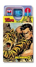 TIBOR GB 1 GROSSBAND Comic-Kartenhülle LEHNING > AKIM SIGURD NICK Sammleredition