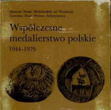 Contemporary Polish medals 1944 - 1979 Catalogue Plates