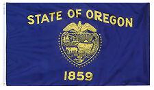 Oregon State Flag Outdoor Flag 100% Nylon Nyl-Glo 2X3 Annin Made In Usa
