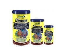 Tetra Prima Discus - 100, 250, 1000ml - Mangime Fiocchi Pesci Tropicali Granuli