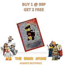 LEGO - #091 - KANGAROO - CREATE THE WORLD TRADING CARD - BESTPRICE + GIFT - NEW