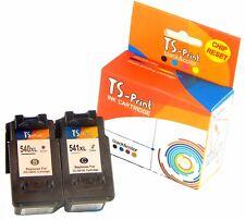 TS-PRINT SET CARTUCCE sostituisce Canon pg-540xl cl-541xl XXL Pixma mx475 mx510