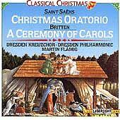 Classical Christmas: Christmas Oratorio / A Ceremony of Caro . Disc Only/No Case