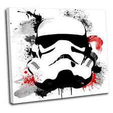 Stormtrooper Canvas Art Print Picture 2 -  Gallery Grade p