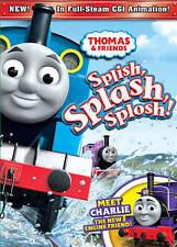 Thomas  Friends: Splish, Splash, Splosh (DVD, 2010, Canadian French)