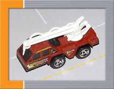 1988 Hot Wheels: Emergency Corrosive Crew Fire Truck