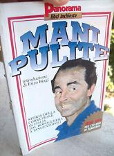 1992 MANI PULITE DI PIETRO TANGENTOPOLI ENZO BIAGI RARO