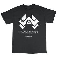 Nakatomi Tours T-shirt 100% coton DIE HARD inspiré de Bruce Willis Plaza