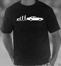 Evolution of Man Jaguar XJS  t-shirt