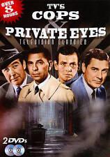 TVs Cops  Private Eyes (2-Disc Set), DVD