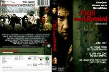 I FIGLI DEGLI UOMINI (2006) DVD - EX NOLEGGIO