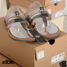 Dettagli su Ugg Australia Tye Quarzo SneakerScarpe Donna U.S.Taglie 8.5 e 9.5 Nuovo