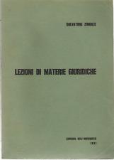 URBANISTICA _S. ZINGALE : LEZIONI DI MATERIE GIURIDICHE