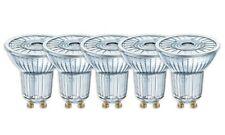 5 x Osram LED Star PAR16 50 GU10 Strahler 36° / 120° Warmweiß / Weiß Glas = 50W