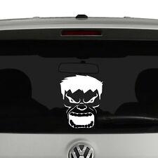 Hulk Face Vinyl Decal Sticker Car Window