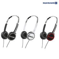 BeyerDynamic Portable Folding Stereo Hedaphone Headset Earphone iPhone Samsung
