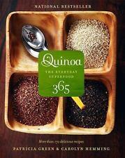 Quinoa 365: The Everyday Superfood-ExLibrary