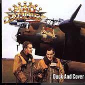 DAMAGED ARTWORK CD MAD CADDIES: Duck & Cover