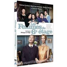 DVD *** LES FEMMES DU 6e ETAGE *** avec Fabrice Luchini, Sandrine Kiberlain, ...