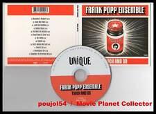 "FRANK POPP ENSEMBLE ""Touch And Go"" (CD Digipack) 2005"
