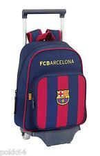FC Barcelone cartable à roulettes trolley M sac à dos 34 cm maternelle 207916