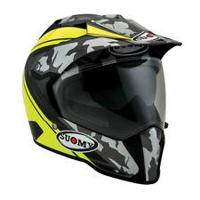 Suomy MX Tourer Desert Yellow Helmet