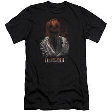 Halloween Iii H3 Scientist Mens Slim Fit Shirt