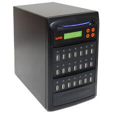 SySTOR 1-20 USB Memory Stick Duplicator Jump Drive Wiper Copy Flash Media Data