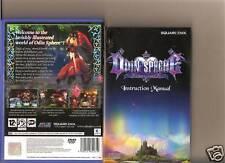 Odin SPHERE PLAYSTATION 2 PS2 PS 2 ULTRA RARA ENIX RPG