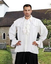 Renaissance Half Cape Medieval Shirt