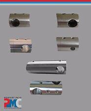 Acciaio Inox Portacanne Laterale Traversa Del Ringhiere Barra BAR Holder V2A