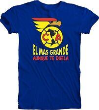Club America Mexico Aguilas Camiseta Jersey T Shirt Odiame Mas El Mas Grande H2