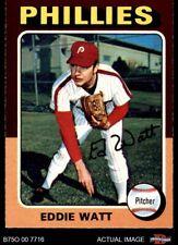 #374 Eddie Watt Phillies EX/MT