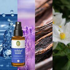 Primavera Bio Duft Kissensprays 30ml - 100% naturreine ätherische Öle
