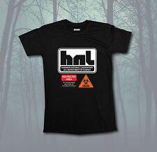 Stranger Things Inspired HNL Hawkins National Lab UnT Shirt  Men Top Black