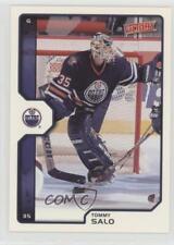 2002-03 Upper Deck Victory #84 Tommy Salo Edmonton Oilers Hockey Card
