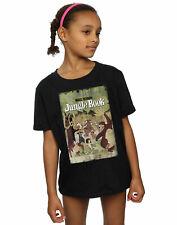 Disney niñas Jungle Book Retro Poster Camiseta