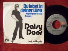 Daisy Door - Du lebst in deiner Welt / Jericho angels    orig.  45