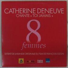 Catherine Deneuve CD Single 2001 Promo
