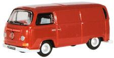 Oxford 76VW005 VW T2 Van Senegal Red 1/76 New Boxed -T48 Post