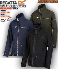 Regatta Jacket Women Lady Winslet Cotton Wax Office Work Fashion Luxury Coat Top