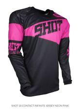 Shot Contact Infinite Jersey Neon Pink MX Motocross Dirt Off-Road A0D-12B1-A07