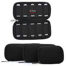 U Disk Holder USB Flash Drives Organizer Case Protective Storage Bag Band