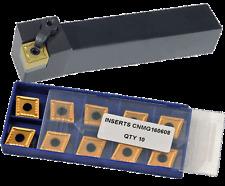 Porte outils de chariotage à plaquettes carre de 25 mm