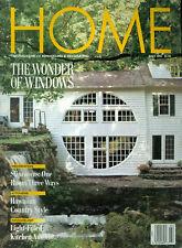 Home Magazine 1991 Anthony Lawlor Neon Bungalow Deck