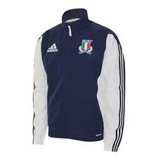 Veste Rugby Italie échauffement FIR Jacket Training F87478