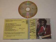ROOSEVELT BARNES/HEARTBROKEN MAN (BED 17) CD ALBUM