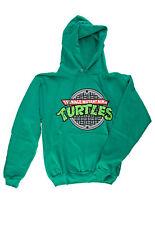 Teenage Mutant Ninja Turtles Sewer Logo Pullover Hoodie Sweatshirt